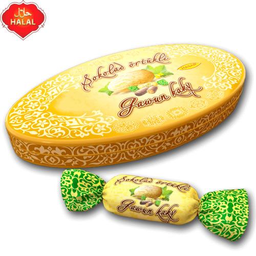 Конфеты «Дыня сушенная в шоколаде»
