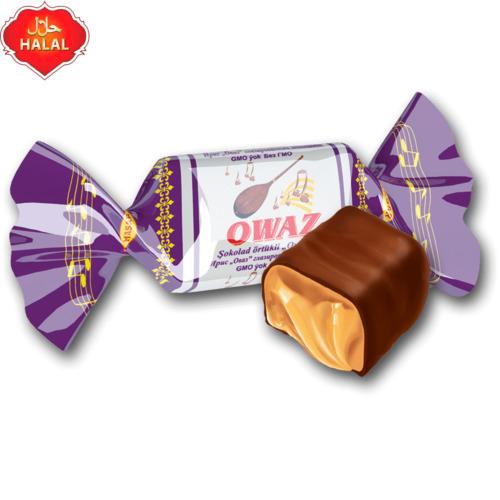 Ирис «Оваз» глазированный шоколадом